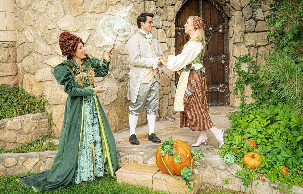 """SCERA's CINDERELLA is """"A Lovely Night"""""""