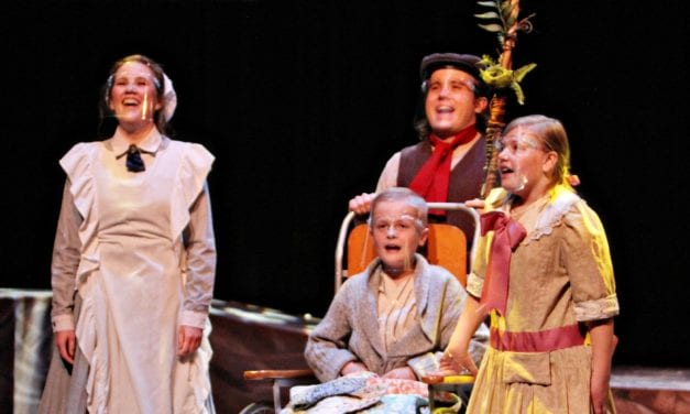 Hope springs eternal in CenterPoint's THE SECRET GARDEN