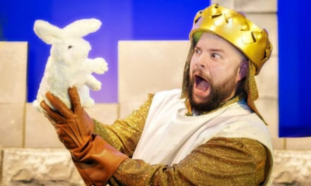 Make it your quest to see SCERA's SPAMALOT