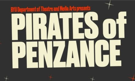 BYU presents a fine PIRATES OF PENZANCE for the COVID era