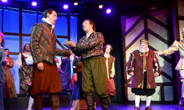 SOMETHING ROTTEN! serves up a feast of nostalgia