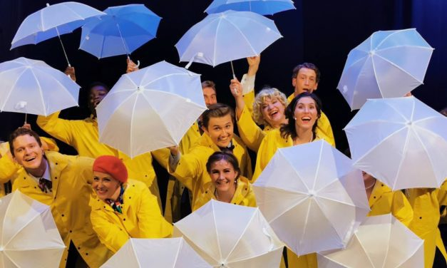 Make a visit to yesteryear with Salem's SINGIN' IN THE RAIN